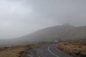 Das Wetter ist in Irland halt auch mal schlecht.
