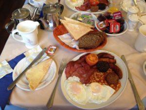 Irisches Frühstück